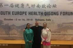 La UIKT al primo forum europeo di QiGong