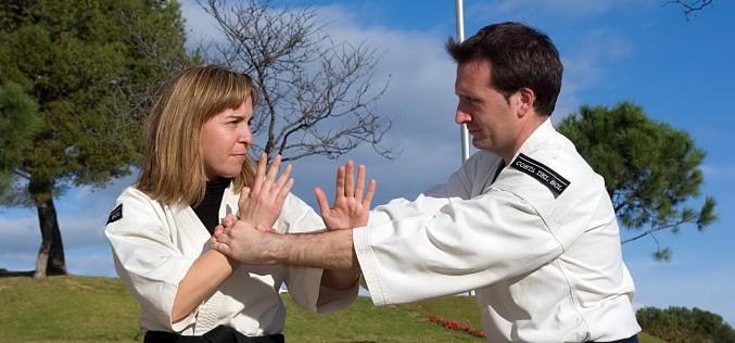 Corso di difesa personale con il Maestro Zizo