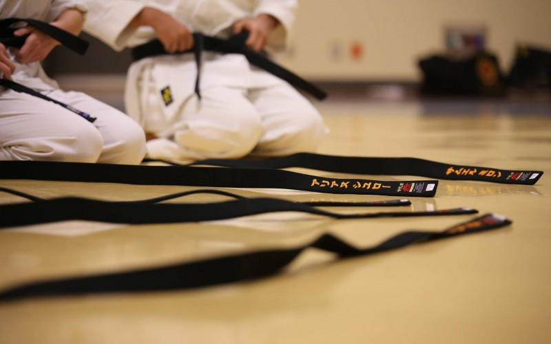 Seminario di Karate a Siracusa