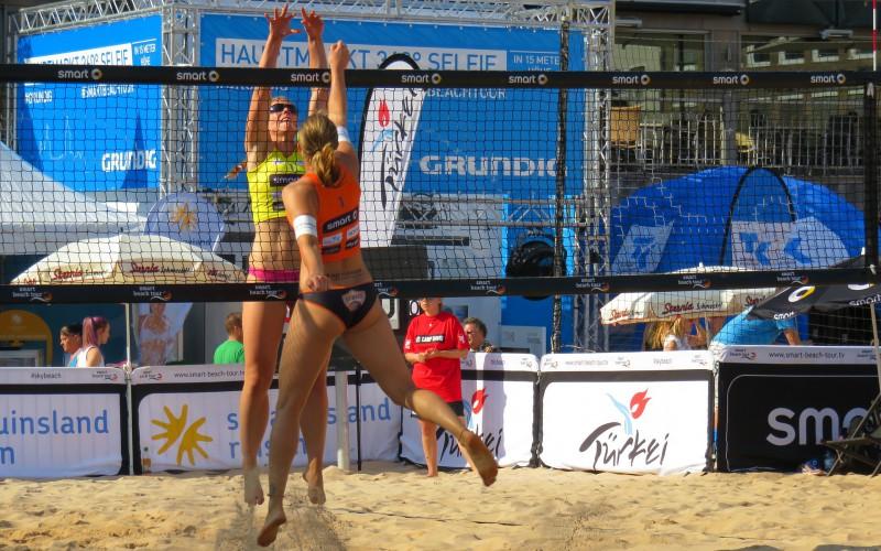 OPES è con la LIBV per la promozione del Beach Volley