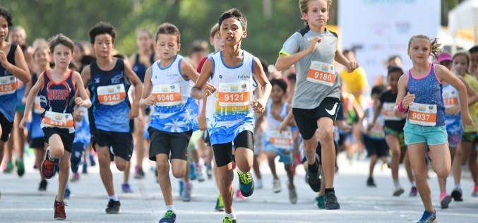 OPES organizzerà la School Run della RomaOstia