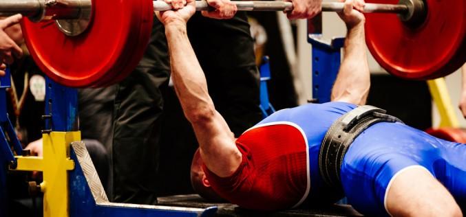 Bodybuilding, il 3 marzo c'è il Campionato Italiano Panca Piana al Bracelli di Roma