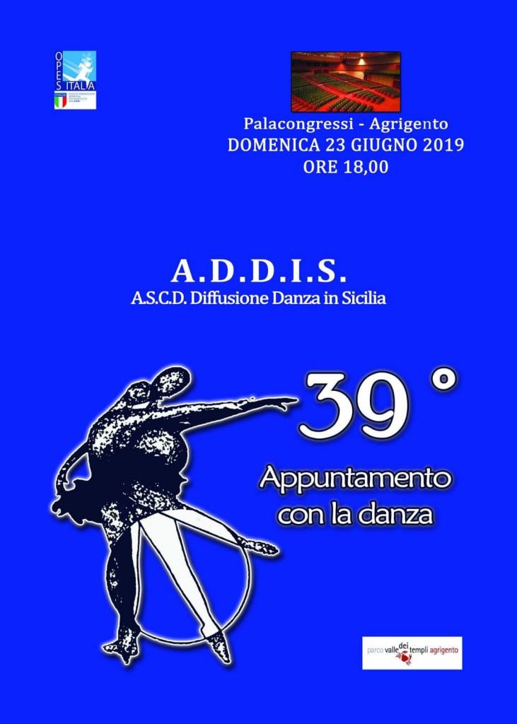39° Appuntamento con la danza