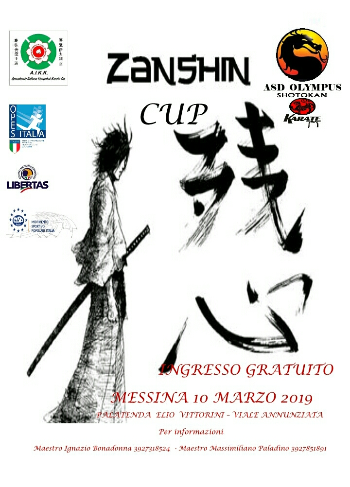 Zanshin Cup
