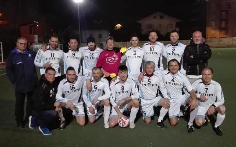 Calcio Over 40, la Polizia Penitenziaria si aggiudica il Torneo di Apertura del campionato abruzzese