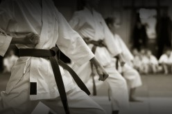 Karate e tactical defense, seminario a Naro