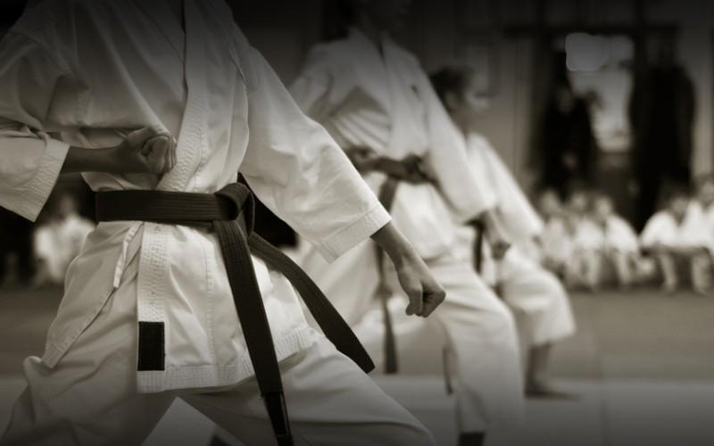 Karate e tactical defense, seminario a Naro
