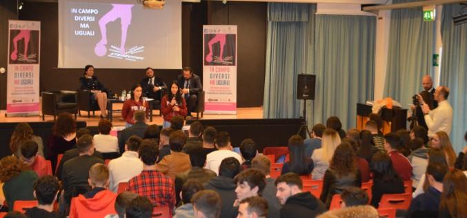 In Campo Diversi Ma Uguali, OPES e OSCAD fanno squadra sulle diversità di genere