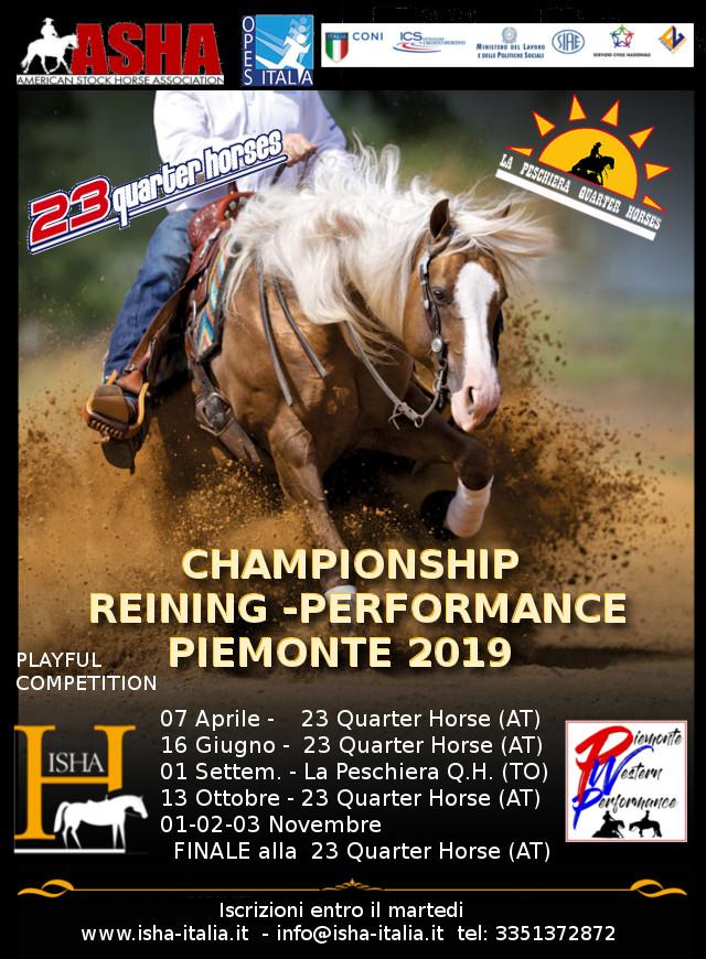 reining piemonte