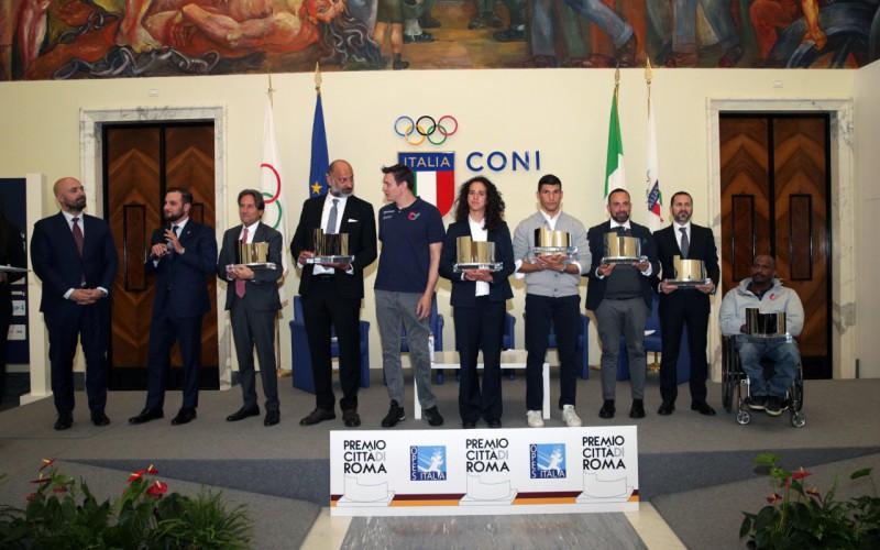 Premio Città di Roma, ampia visibilità da parte degli organi di informazione