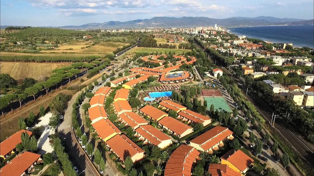 Il villaggio Maresì ospiterà le 8 finaliste che i prossimi 15 e 16 giugno si giocheranno a Follonica lo scudetto di Football Sala.