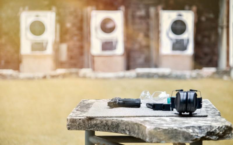 Gara di Tiro Lento Mirato allo Shooting Club Maccalube