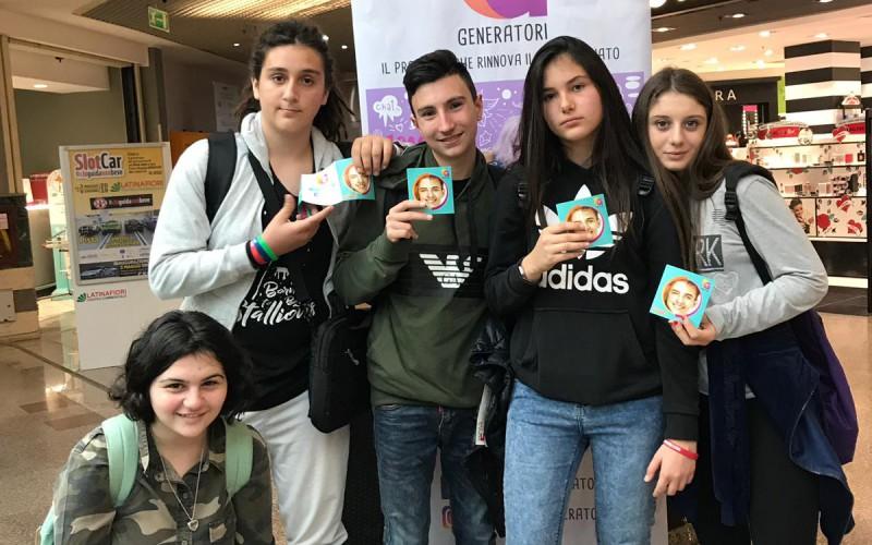 Generatori a Latina insieme all'Associazione Familiari Vittime della Strada – Basta Sangue sulle Strade