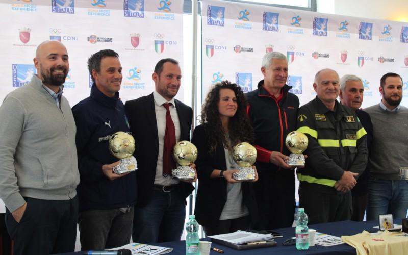 Altra ottima risposta da parte del pubblico e tanti apprezzamenti per Roma Sport Experience