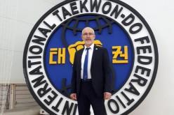 Corso arbitri di taekwondo con un ospite internazionale