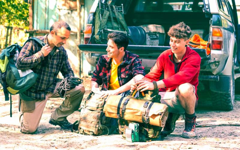 Outdoor, a Cremona il primo corso avanzato di tecniche bushcraft e di sopravvivenza