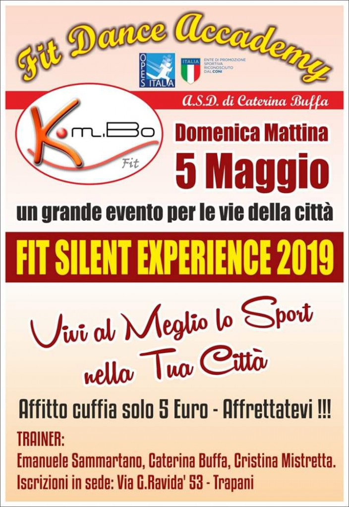 fit silent experience 2019
