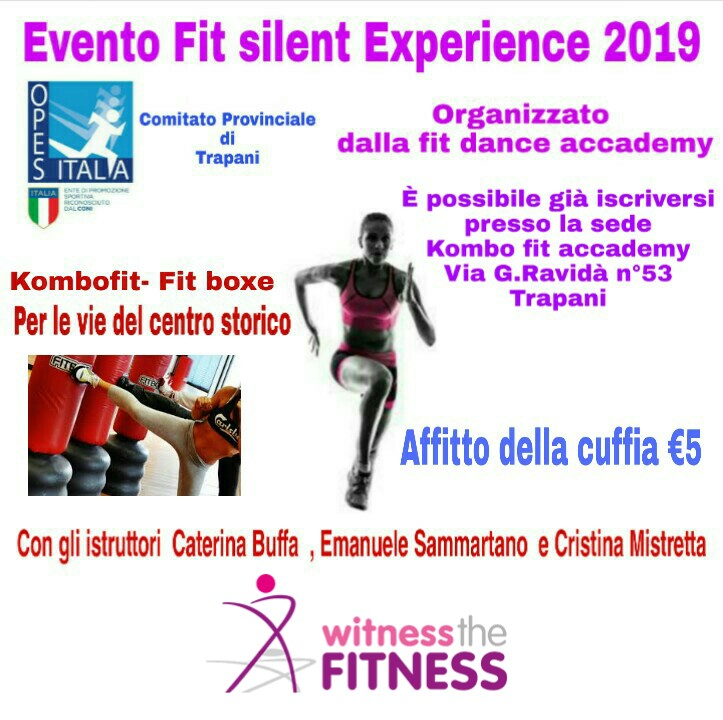 fit silent experience