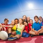 generazione di valore festa dello sport latina