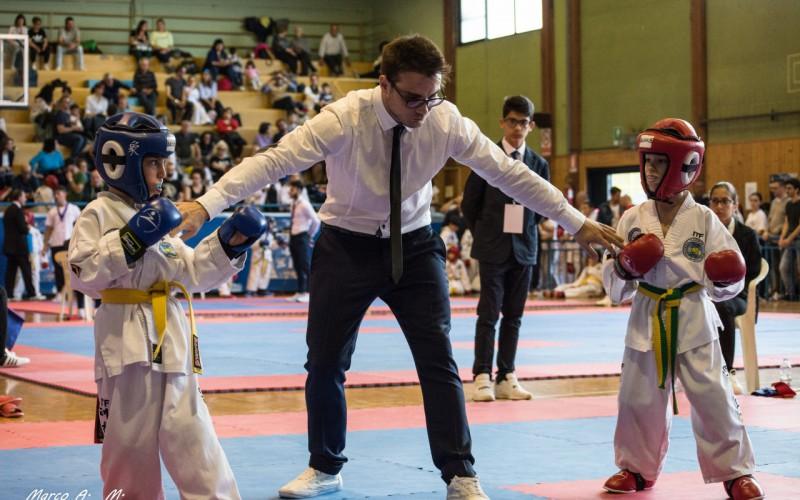 Taekwondo, all'International Challenge di Barletta ben 244 medaglie per l'Italia