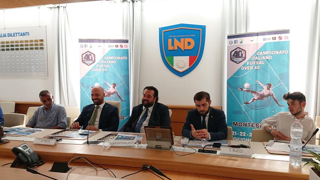 conferenza stampa Futsal Over 40_2