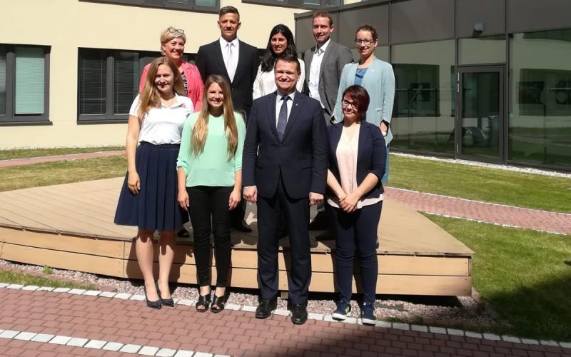 Sara Massini nuovo membro del direttivo di ENGSO