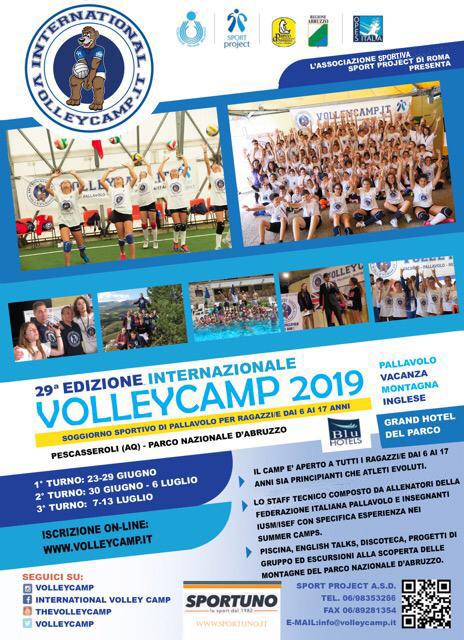 volleycamp 2019