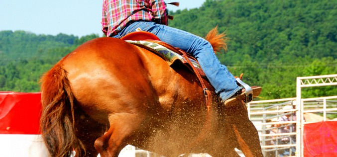 Equitazione americana, stanno per chiudersi le iscrizioni all'OPES European Trophy di Gimkana di Taggia