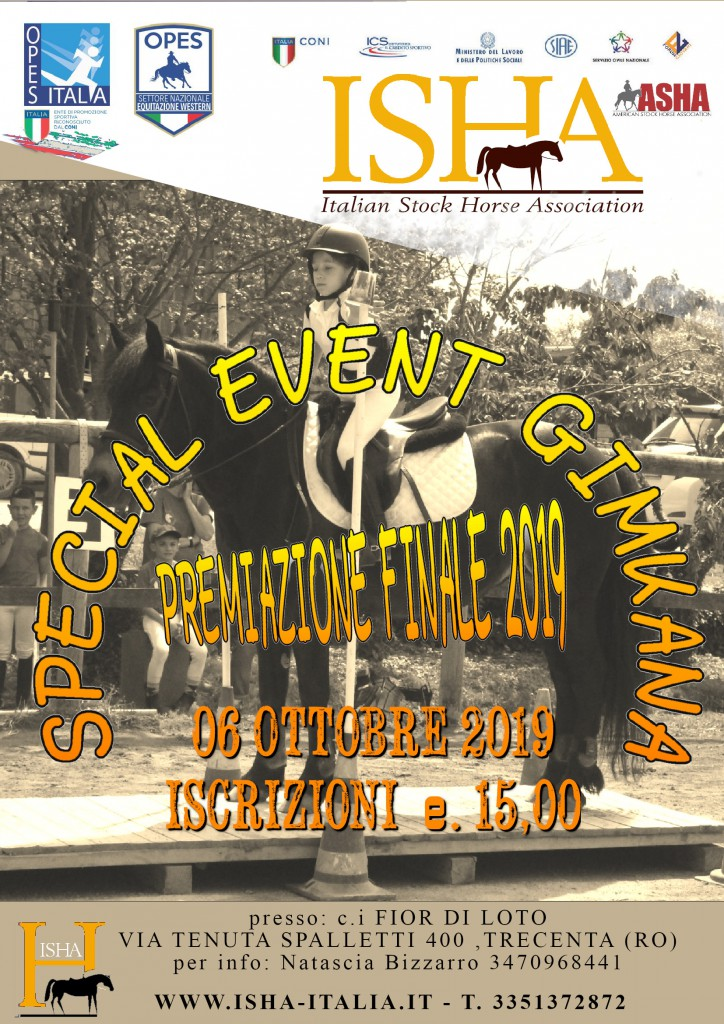 Special Event Gimkana