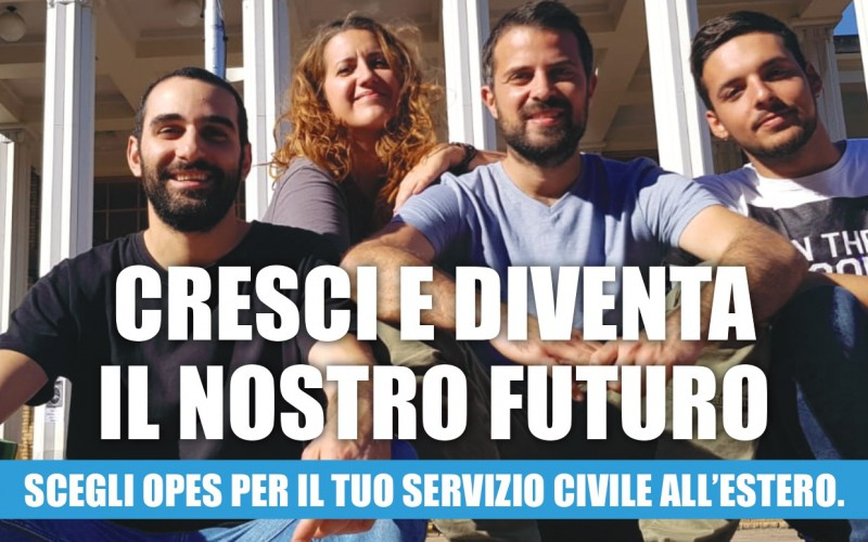 Prorogata al 17 ottobre la scadenza dei bandi per la selezione dei volontari di Servizio Civile