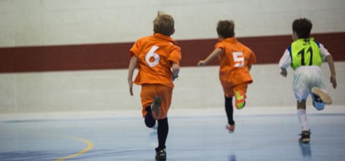 Football Sala, aperte le iscrizioni per la Coppa di Natale Categoria Piccoli Amici