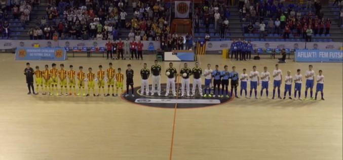 Mondiale Football Sala C13, l'Italia batte la Catalunya 6 a 3 e trova il Brasile in semifinale