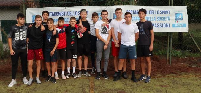 """Gli studenti dell'Enzo Ferrari protagonisti di """"Sport: per Crescere Insieme"""""""