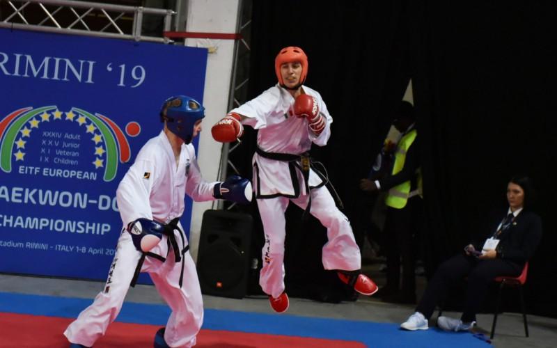 A Minervino Murge ultimo appuntamento del 2019 per il taekwondo Itf