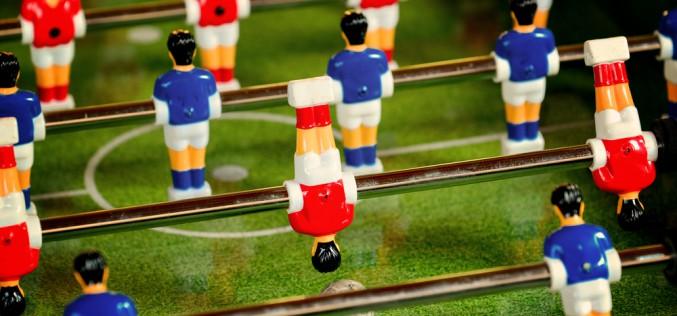 A Siracusa il 21 dicembre si gioca la Coppa Underground di calcio balilla