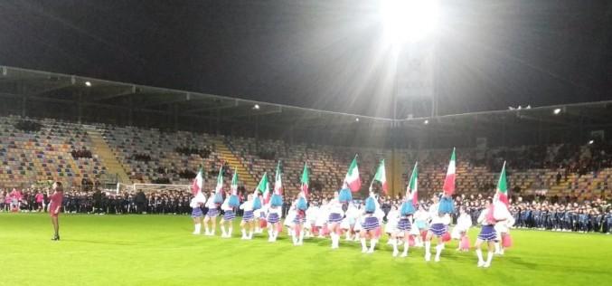 In Campo Diversi Ma Uguali alla presentazione dei campionati giovanili OPES Frosinone