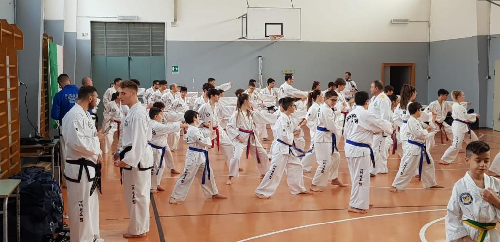 taekwondo itf lanotte 1