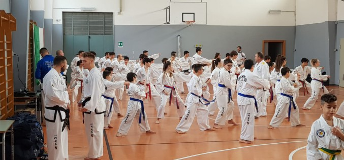 Taekwondo Itf: tra stage e gare è un periodo intenso per gli atleti della Fitsport Italia