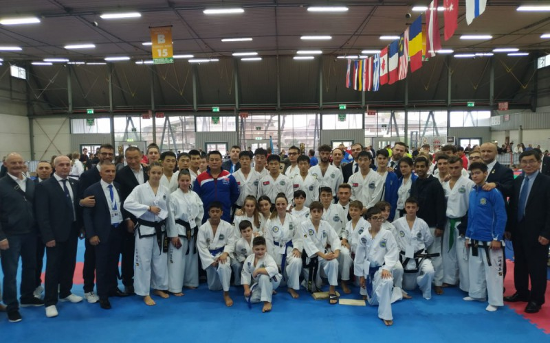 Taekwondo Itf, una strepitosa Italia conquista 62 medaglie all'International Martial Arts Games