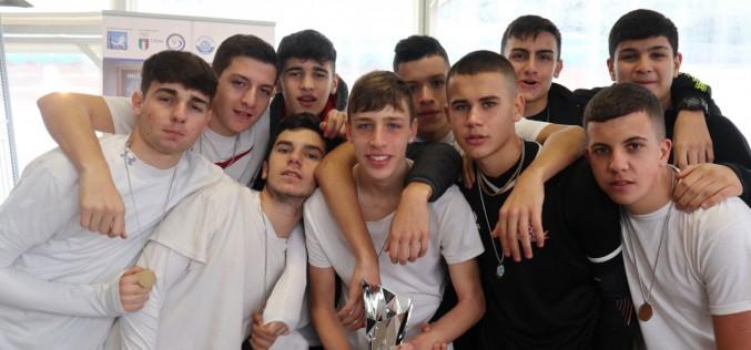 """""""Sport: Per Crescere Insieme"""" si chiude con la vittoria dell'Istituto """"Enzo Ferrari"""" di Roma"""