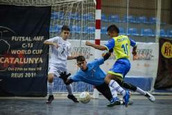 """Football Sala: a Cesano Maderno stage """"azzurro"""" per gli under 15"""