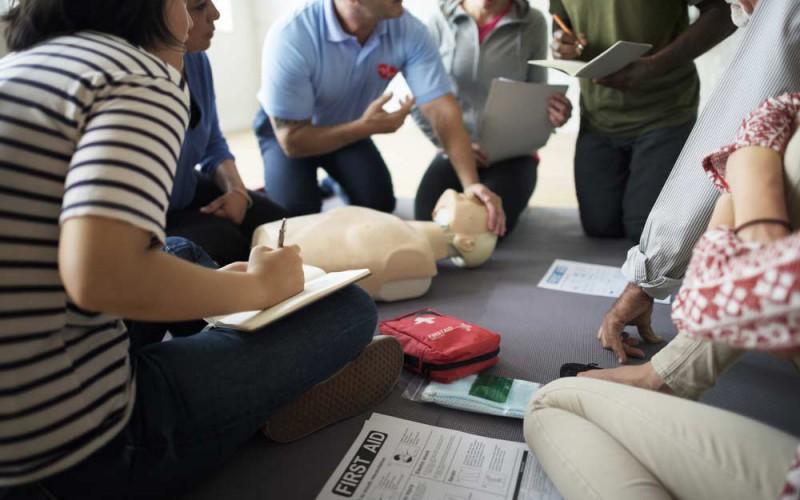 Ad Aprilia il corso BLSD/PBLSD organizzato da OPES e Info Emergency