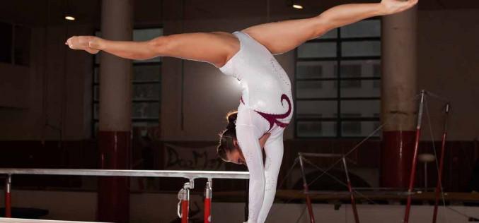 Ginnastica ritmica, lo stage con l'ex ginnasta Maria Vilucchi