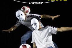 Il Calcio Freestyle degli Zero Flow a teatro