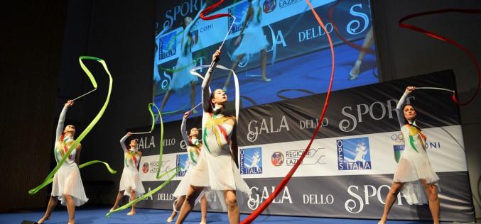 Master di ginnastica ritmica con l'ex farfalla Elisa Blanchi