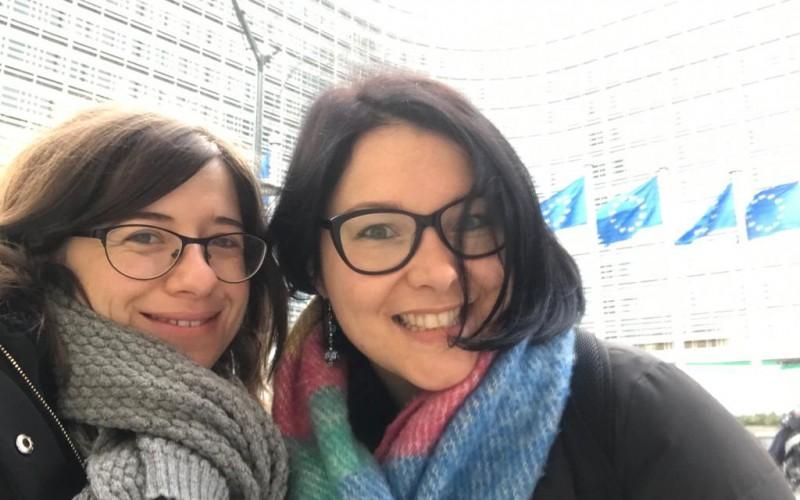 OPES a Bruxelles per l'infoday sullo sport della Comunità Europea