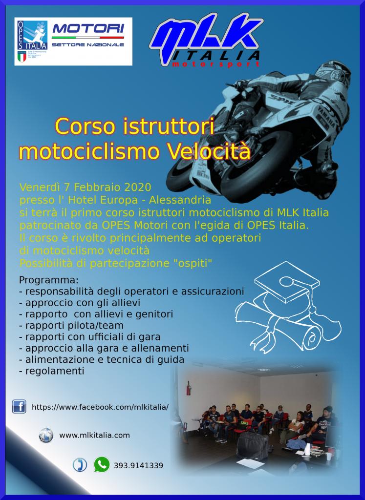 Locandina Corso istruttori 7-2-20 light