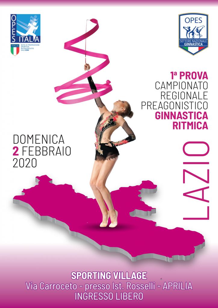 Locandina_LAZIO_2febbraio_ginnastica ritmica