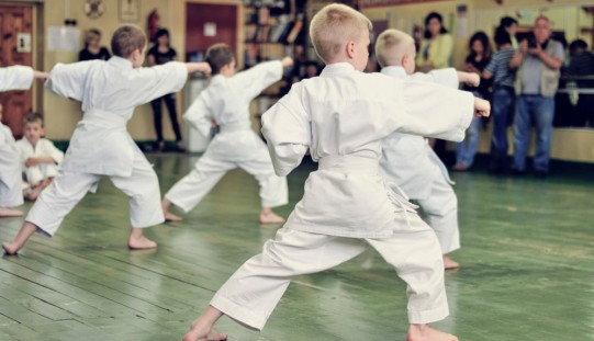 Karate Team Italia organizza ad Acquasparta la Coppa Italia Kumite