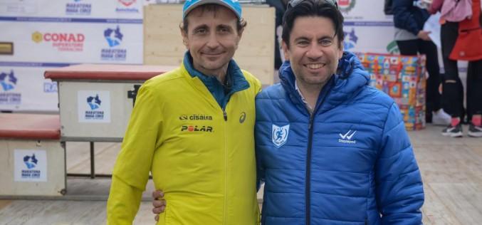 Spettacolo alla Maratona Maga Circe. Sono dell'immenso Giorgio Calcaterra e di Silvia Vinci i primi nomi iscritti nell'albo d'oro